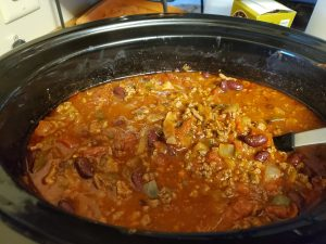 best gluten free crock pot chili cooked
