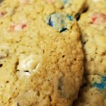4th of July Quarantine Menu - Cowboy Cookies